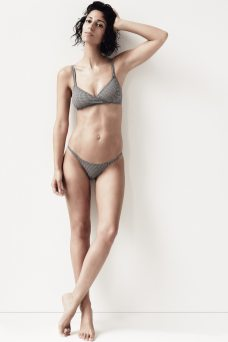 Yasmin Sewell - Lisa Marie Fernandez 2015 Resort