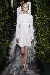 Amalie Schmidt - Valentino 2014 Sonbahar Haute Couture