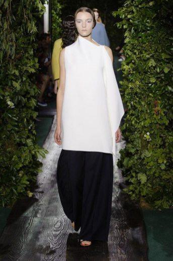 Irina Liss - Valentino 2014 Sonbahar Haute Couture