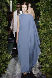 Irina Kravchenko - Valentino 2014 Sonbahar Haute Couture