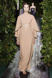Kati Nescher - Valentino 2014 Sonbahar Haute Couture