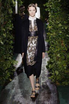 Gabriele Regesaite - Valentino 2014 Sonbahar Haute Couture