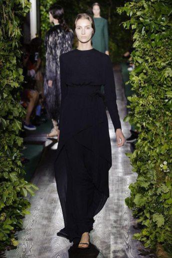 Sarah Endres - Valentino 2014 Sonbahar Haute Couture