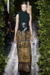 Hedvig Palm - Valentino 2014 Sonbahar Haute Couture