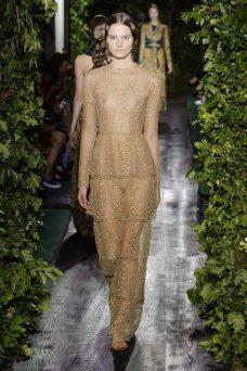 Tilda Lindstam - Valentino 2014 Sonbahar Haute Couture
