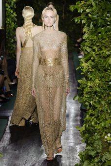 Harleth Kuusik - Valentino 2014 Sonbahar Haute Couture