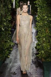 Caroline Brasch Nielsen - Valentino 2014 Sonbahar Haute Couture