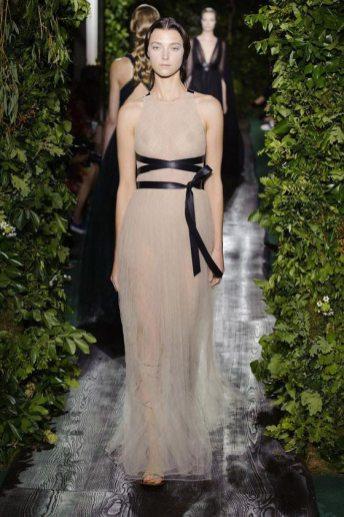 Stephanie Joy Field - Valentino 2014 Sonbahar Haute Couture