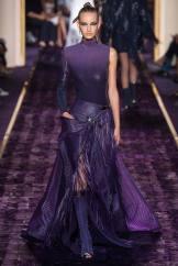 Maartje Verhoef - Atelier Versace Fall 2014 Couture