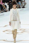 Magda Laguinge - Chanel Fall 2014 Couture