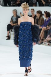 Sigrid Agren - Chanel Fall 2014 Couture