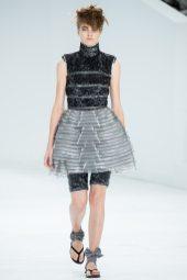 Agne Konciute - Chanel Fall 2014 Couture