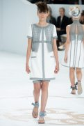 Charlotte Coquelin - Chanel Fall 2014 Couture