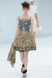 Josephine van Delden - Chanel Fall 2014 Couture