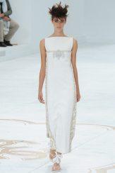 Pauline Hoarau - Chanel Fall 2014 Couture