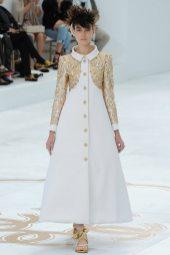 Kati Nescher - Chanel Fall 2014 Couture
