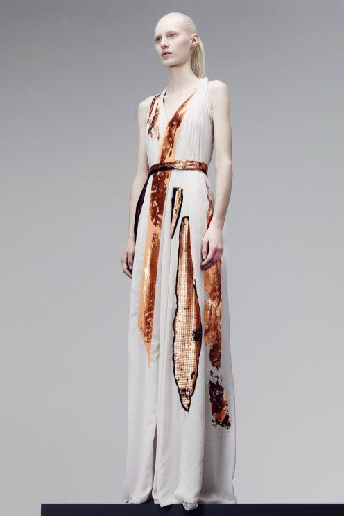 Julia Nobis - Bottega Veneta Pre-Fall 2014