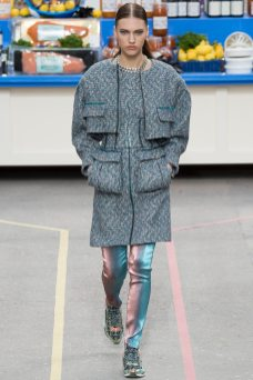 Maggie Jablonski - Chanel Fall 2014