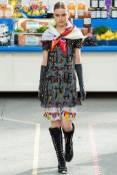 Daria Piot - Chanel Fall 2014