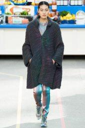 Chiharu Okunugi - Chanel Fall 2014