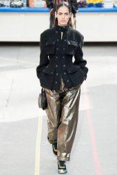 Amanda Wellsh - Chanel Fall 2014