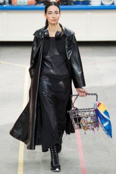 Amanda Sanchez - Chanel Fall 2014