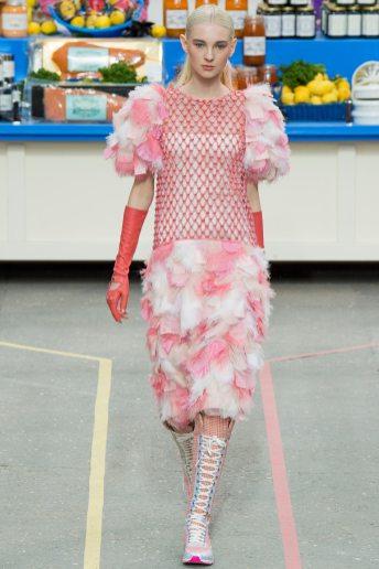 Nastya Sten - Chanel Fall 2014