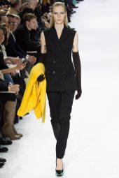 Julia Nobis - Christian Dior Fall 2014