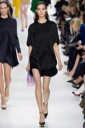 Kati Nescher - Christian Dior Fall 2014