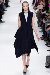 Kristina Petrosiute - Christian Dior Fall 2014