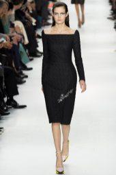 Zlata Mangafic - Christian Dior Fall 2014