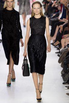 Hanne Gaby Odiele - Christian Dior Fall 2014