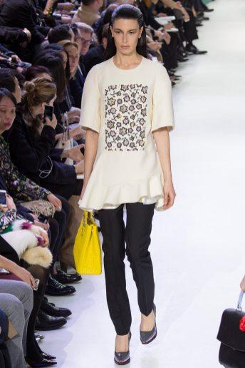 Sabrina Ioffreda - Christian Dior Fall 2014