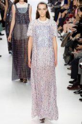 Irina Liss - Christian Dior Fall 2014
