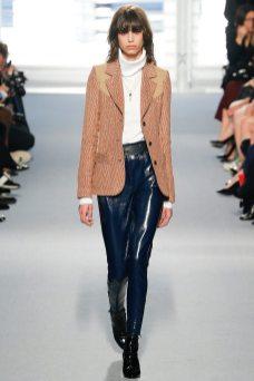 Mica Arganaraz - Louis Vuitton Fall 2014