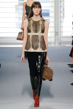 Helena Severin - Louis Vuitton Fall 2014