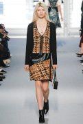 Ola Rudnicka - Louis Vuitton Fall 2014