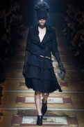 Edie Campbell - Lanvin Fall 2014