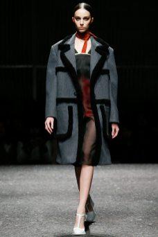 Larissa Marchiori - Prada Fall 2014