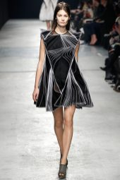 Ophelie Guillermand - Christopher Kane Fall 2014