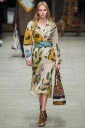 Marique Schimmel - Burberry Prorsum 2014 Sonbahar