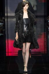 Manon Leloup - Armani Privé Fall 2014 Couture
