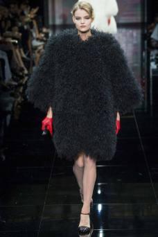 Kate Grigorieva - Armani Privé Fall 2014 Couture