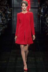 Pauline Hoarau - Armani Privé Fall 2014 Couture