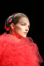 Manuela Frey - Armani Privé Fall 2014 Couture