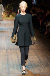 Ashleigh Good - Dolce & Gabbana 2014 Sonbahar-Kış Koleksiyonu