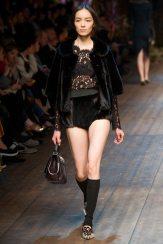 Fei Fei Sun - Dolce & Gabbana 2014 Sonbahar-Kış Koleksiyonu