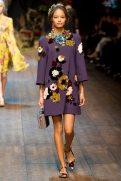 Malaika Firth - Dolce & Gabbana 2014 Sonbahar-Kış Koleksiyonu