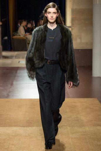 Josephine van Delden - Hermès 2014 Sonbahar-Kış Koleksiyonu