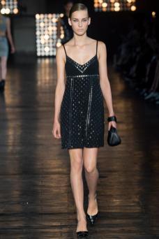 Julia Bergshoeff - Diesel Black Gold Spring 2015 Ready to Wear
